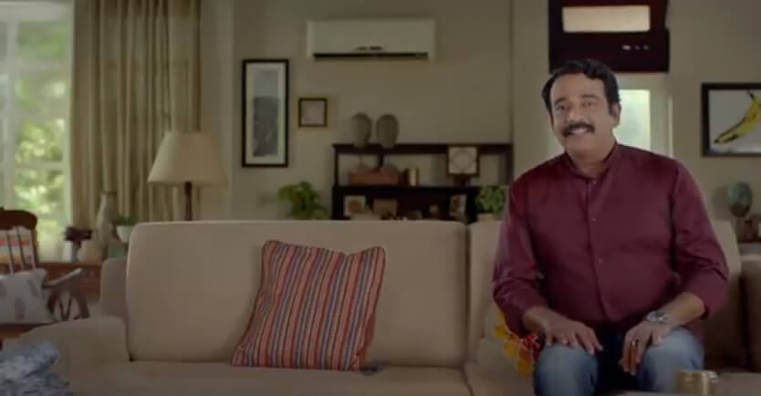 Image for video - Brand TVC for Haier AC
